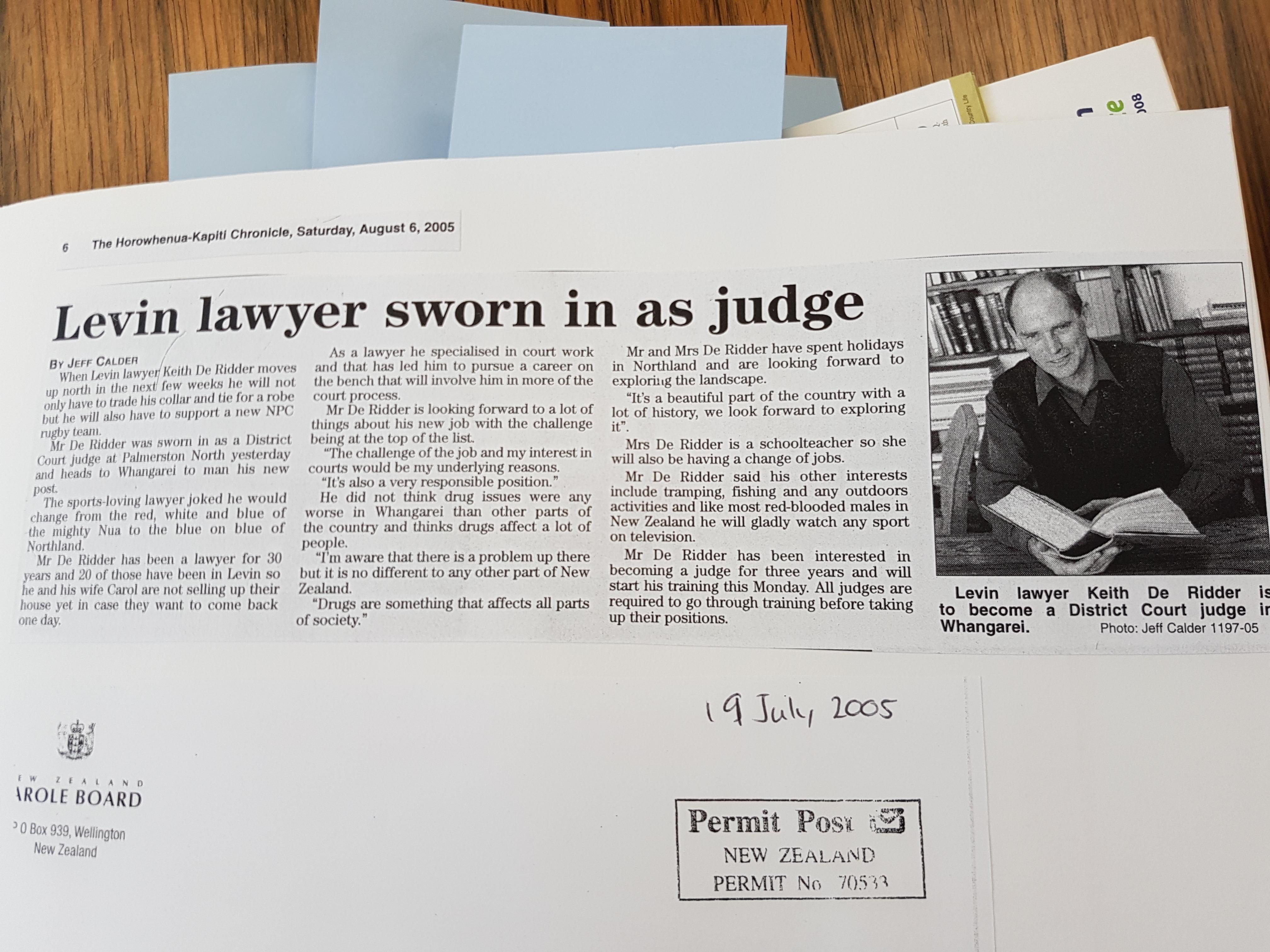 CS Law - 2005