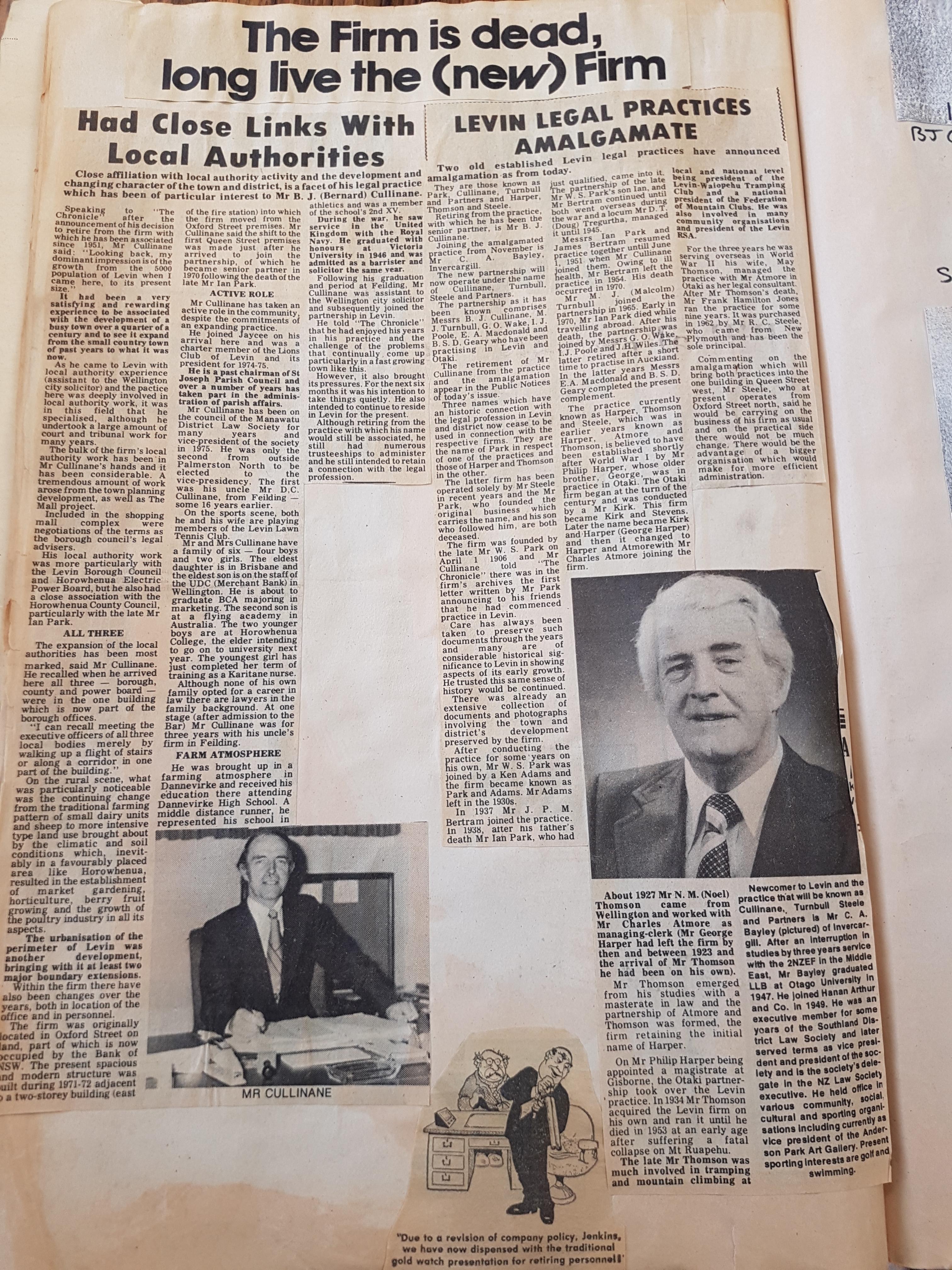 CS Law - 1970